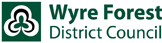 Wyre Forest District Council Logo