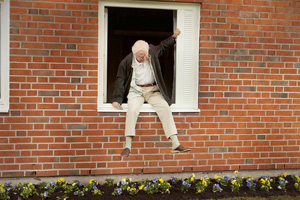 The 100 Year Old Man Who Climbed Out Of The Window And Disappeared (2013)